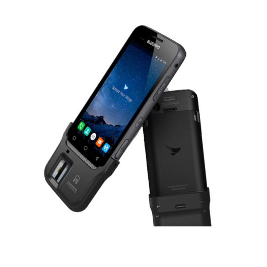 Bluebird EF500 iBio Mobile Computer with Fingerprint Scanner