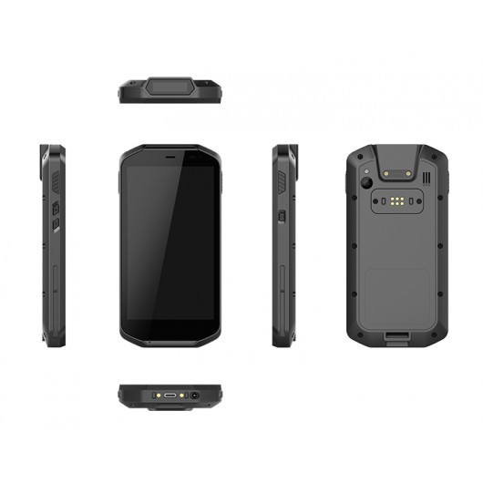 "TS510  5.0"" Rugged Android Handheld"